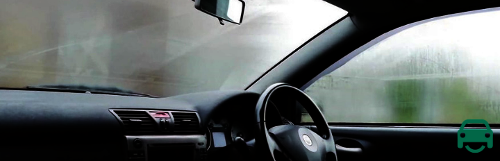 clear car windscreen