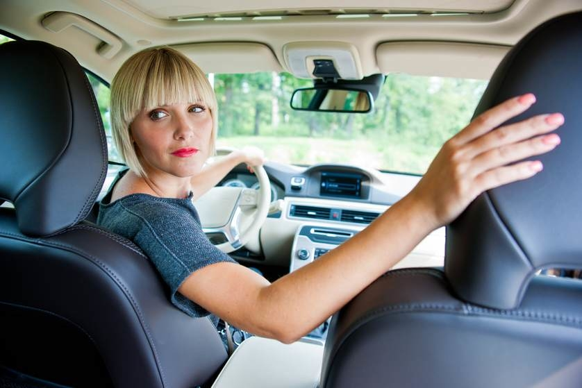 Bad driving habits - Don't shift from forward to reverse gear