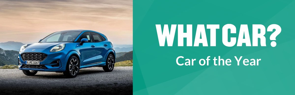 What Car? Awards 2020 Puma