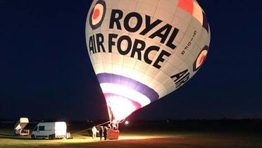 Dambusters Miles RAF Benevolent Fund