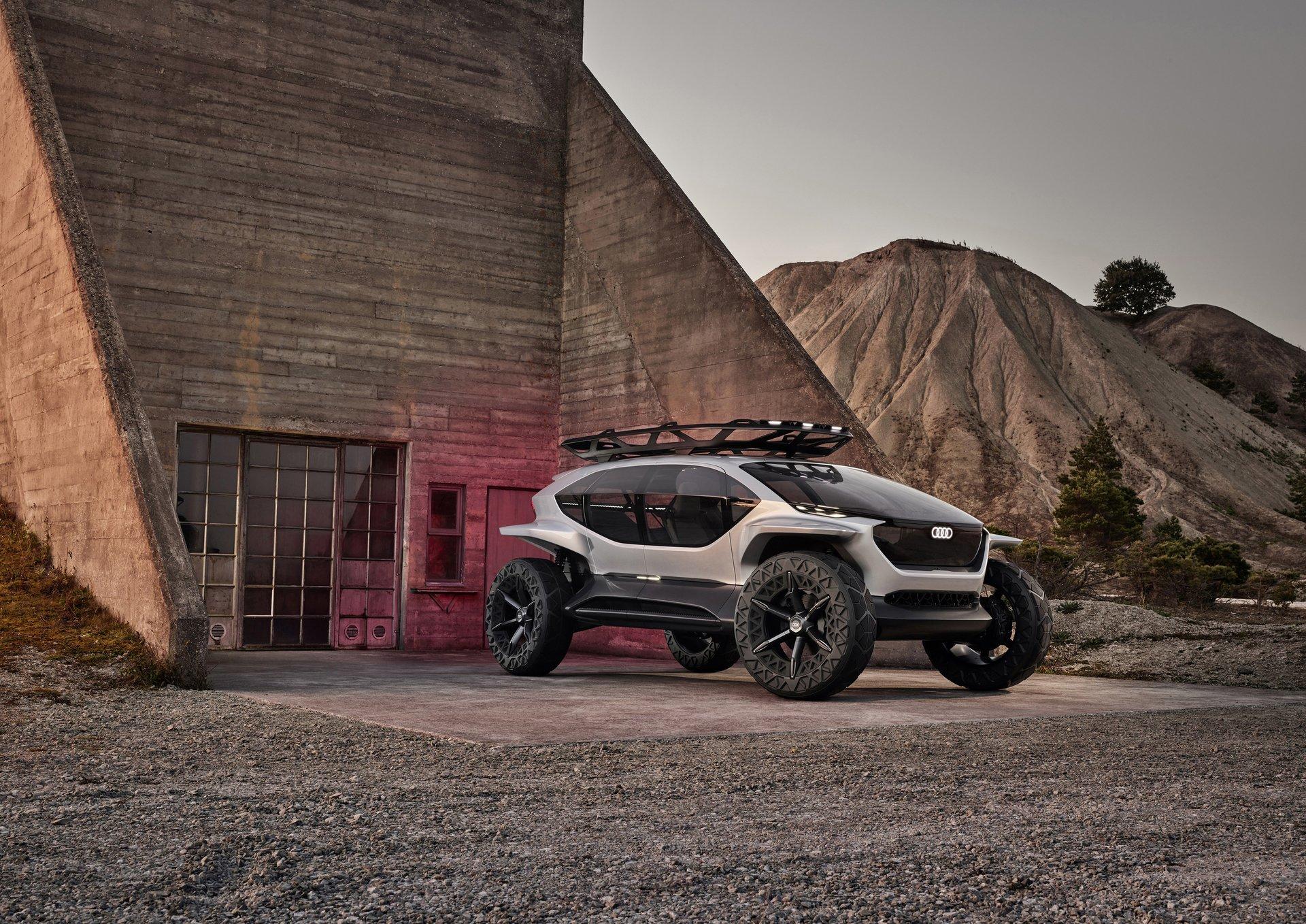 whacky and futuristic cars