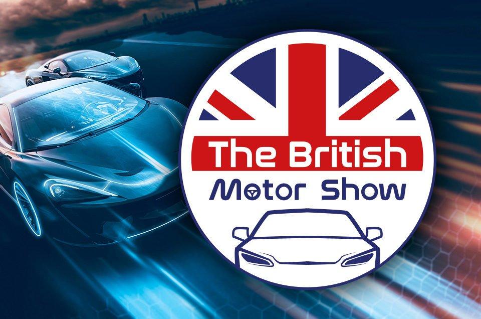 The British Motor Show logo