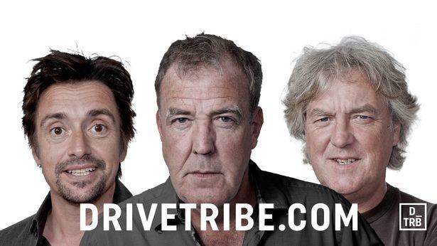 amazon prime service - the grand tour & drivetribe. Clarkson, Hammond & May