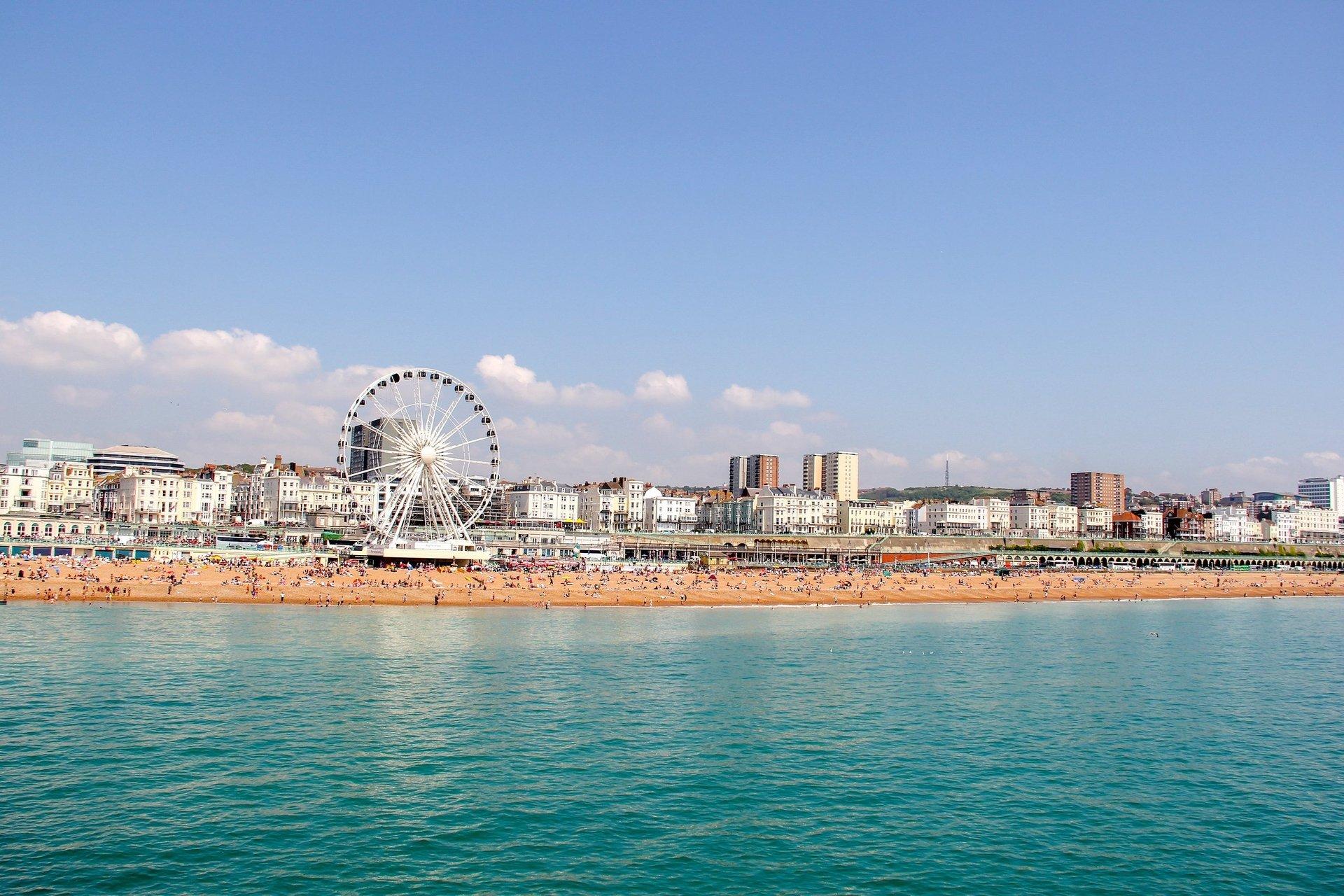 Brighton Sussex Beach Holiday