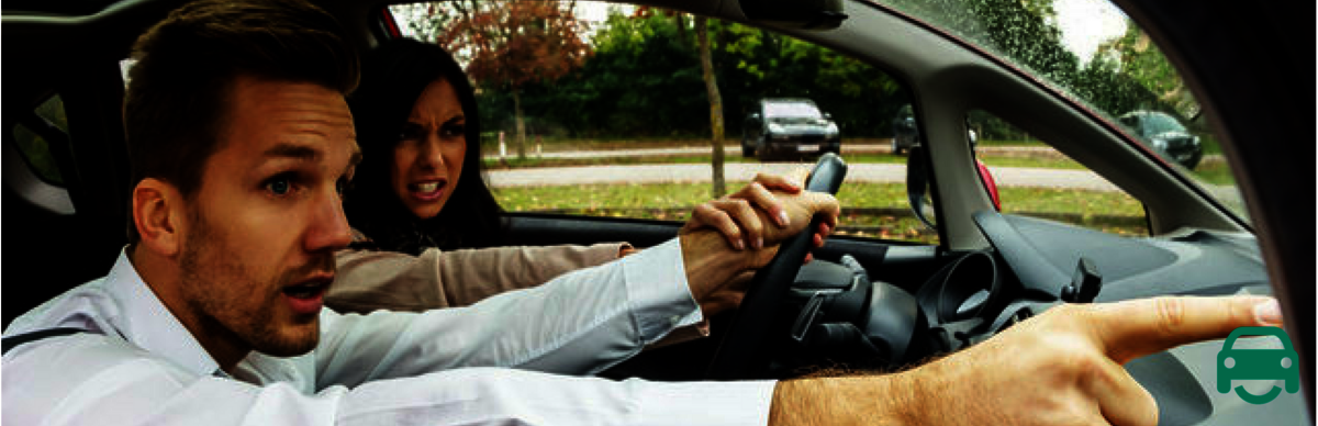 Are you a backseat driver?