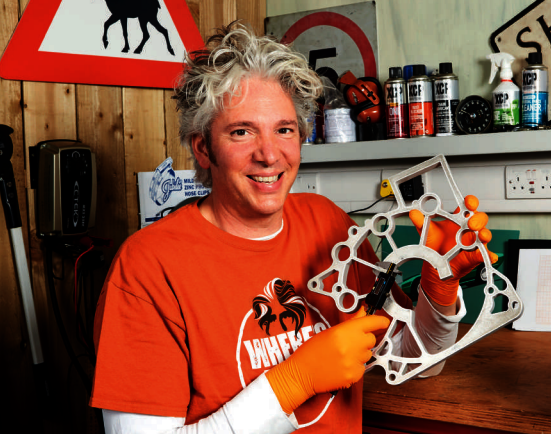 edd china new book grease junkie