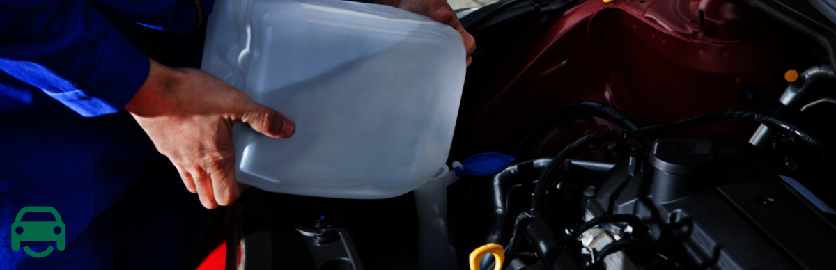how to replace your coolant