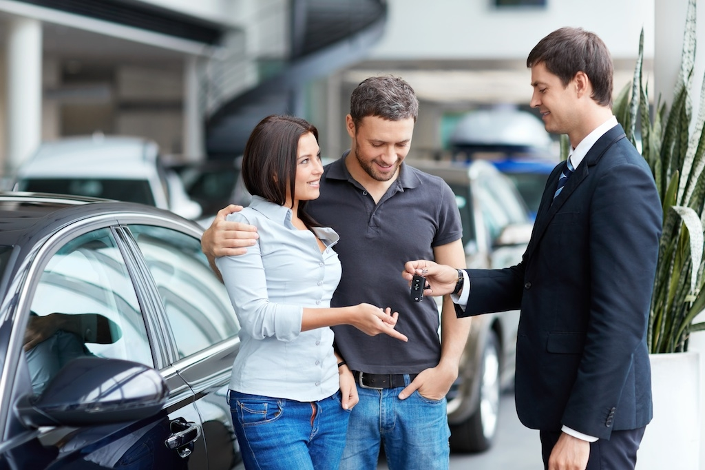 Buying a new car on PCP car leasing extended hire