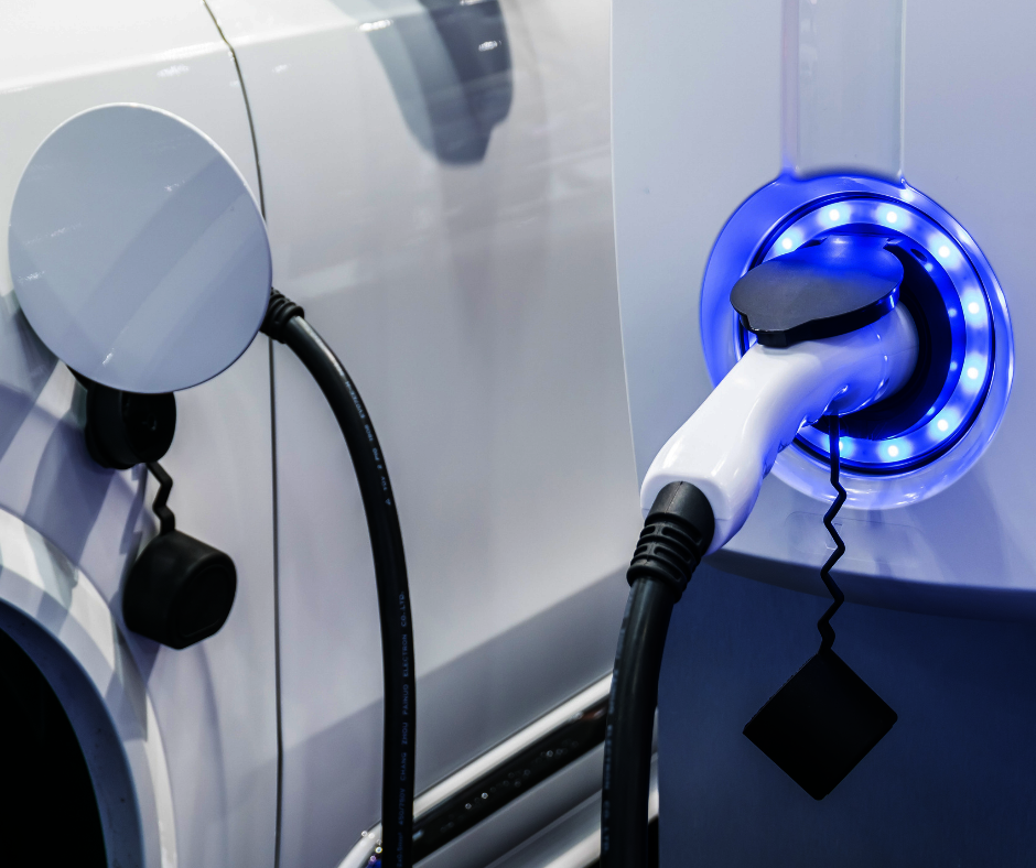 Electric Vehicle Car Charging Point