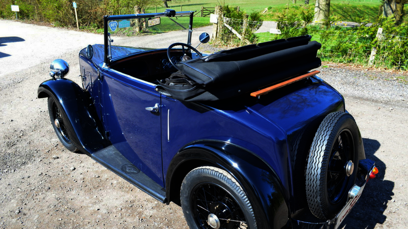 motoreasy recommend a day out to the Austin 7 rally