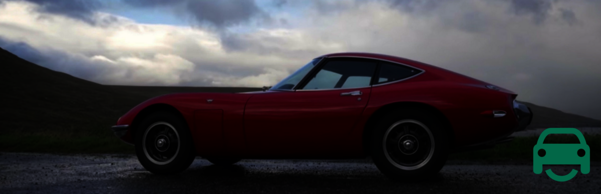 Car Repair Story: Toyota 2000GT