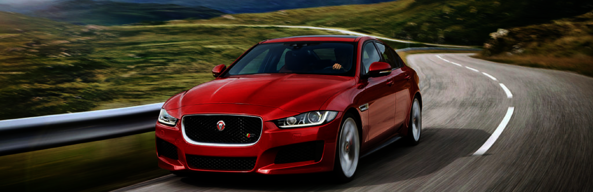 3 year old jaguar xe