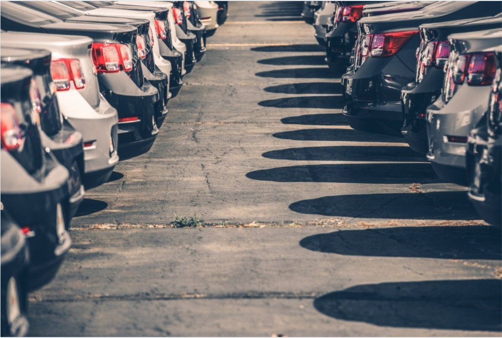 Global shortage of new cars
