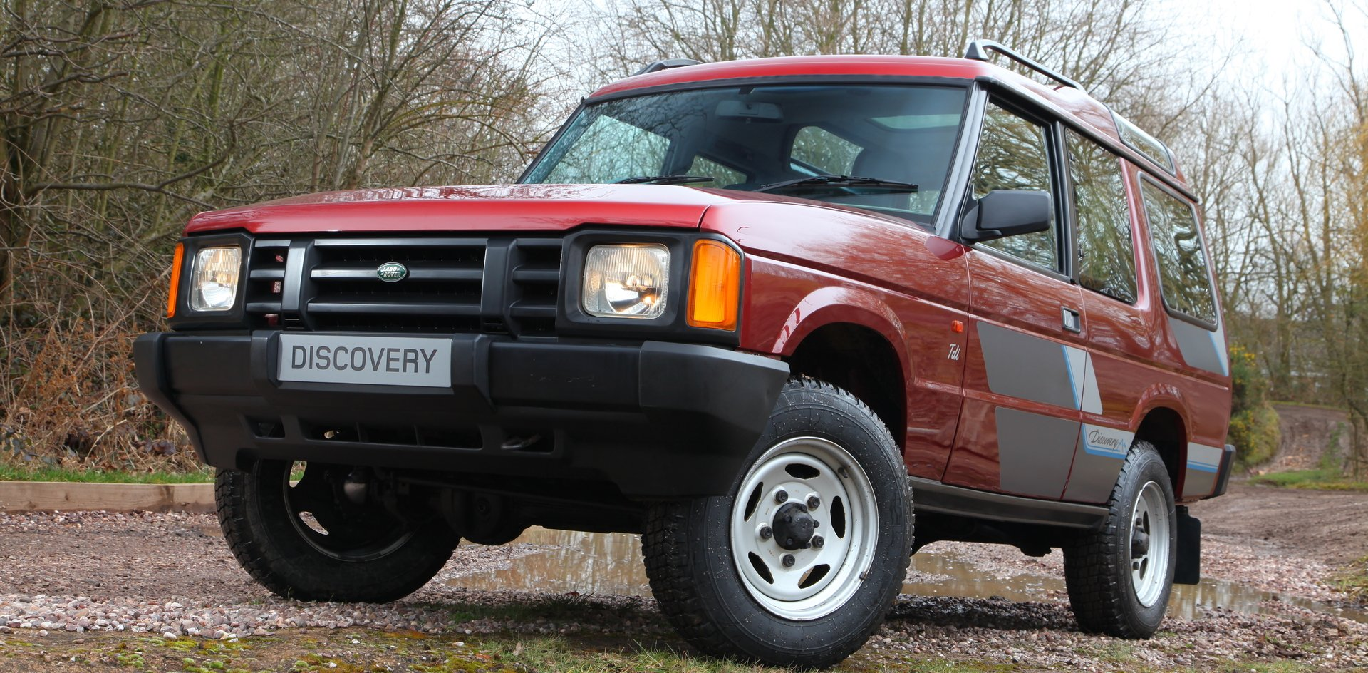 Land Rover Discovery Series 1