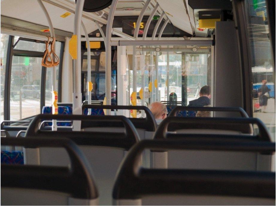 Reduced public transport