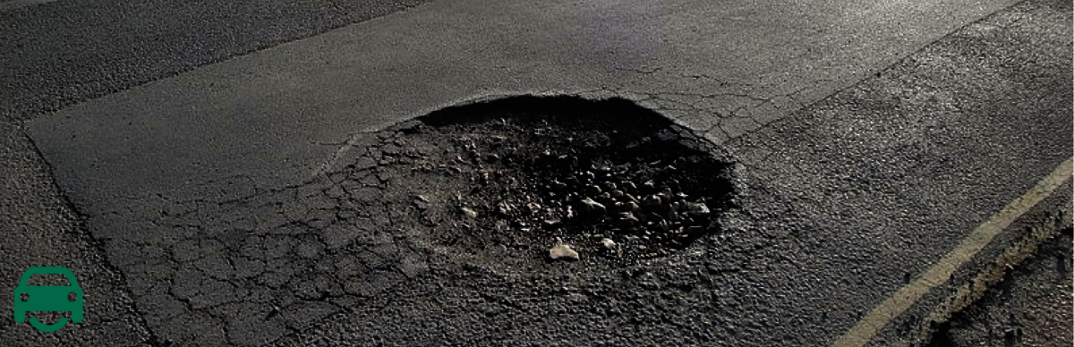 Report a pothole or make a claim