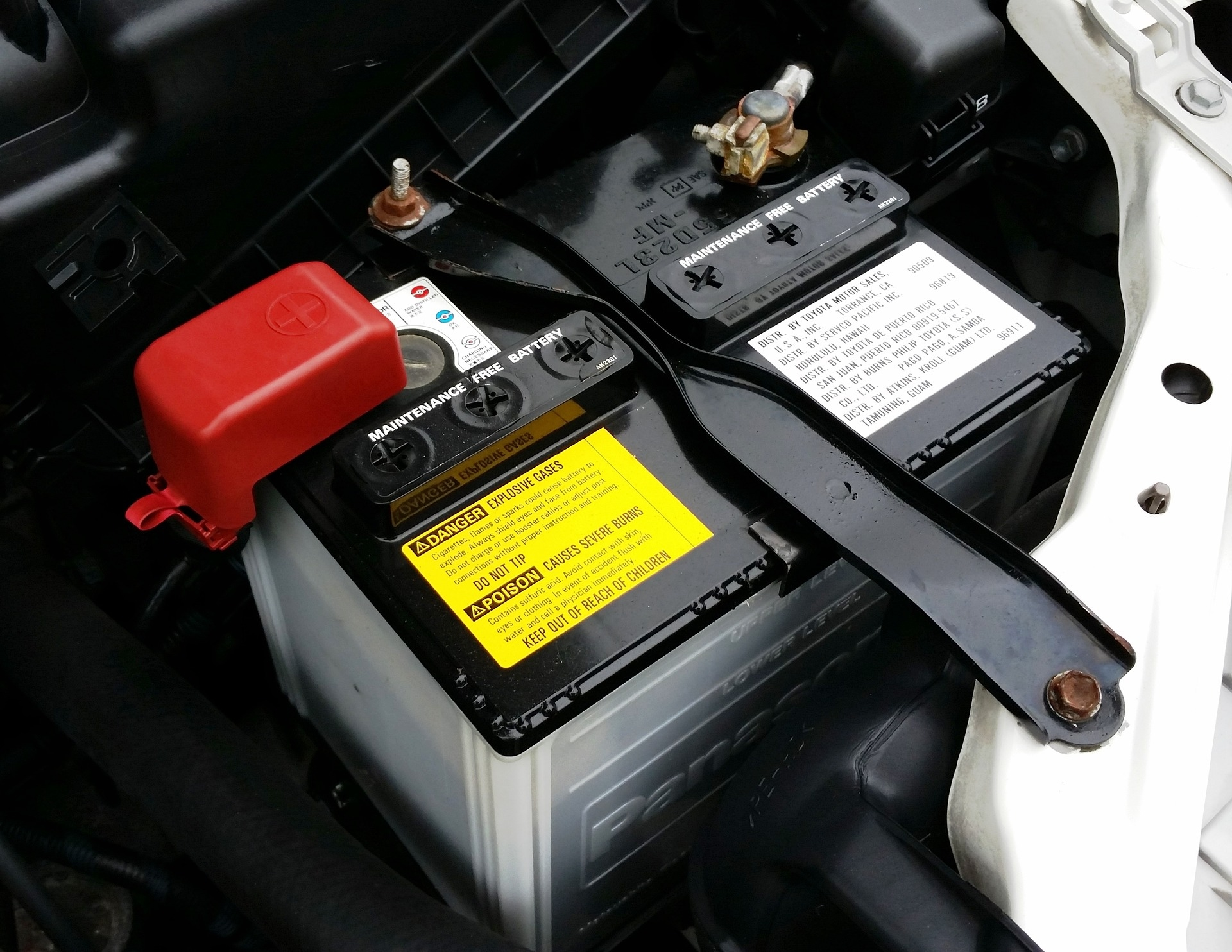 car won't start it could be your battery check health