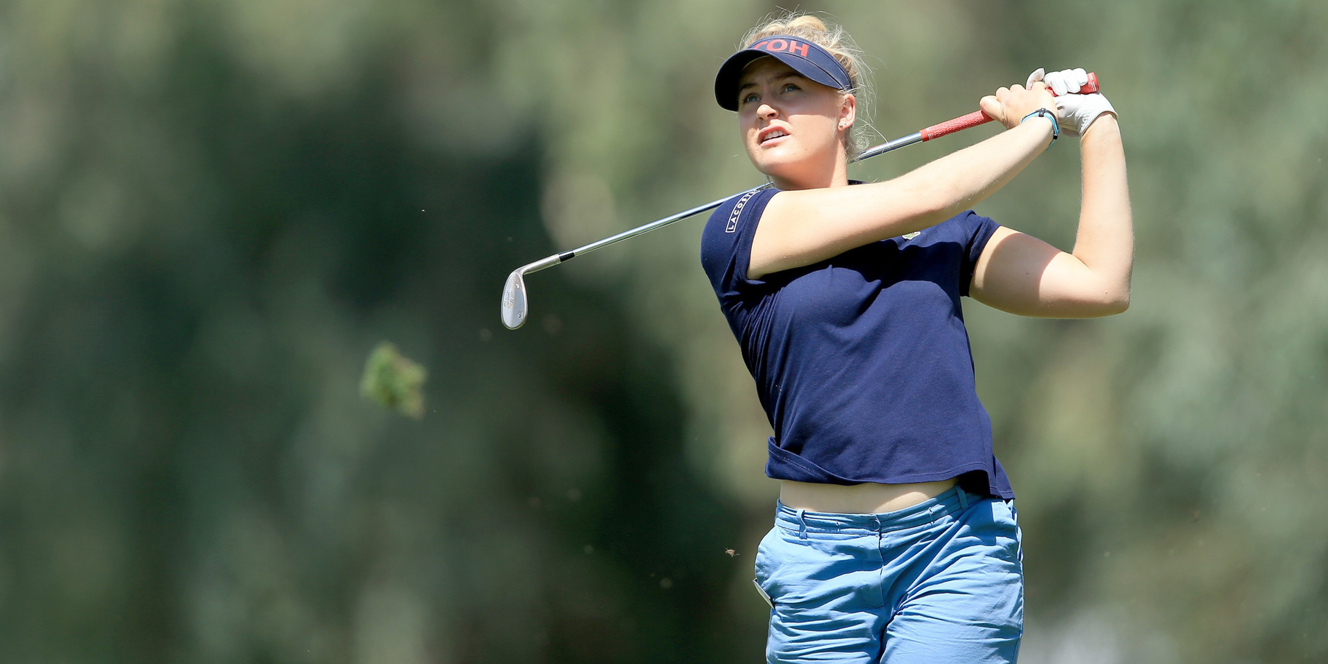 Charley Hull Olympic Golf
