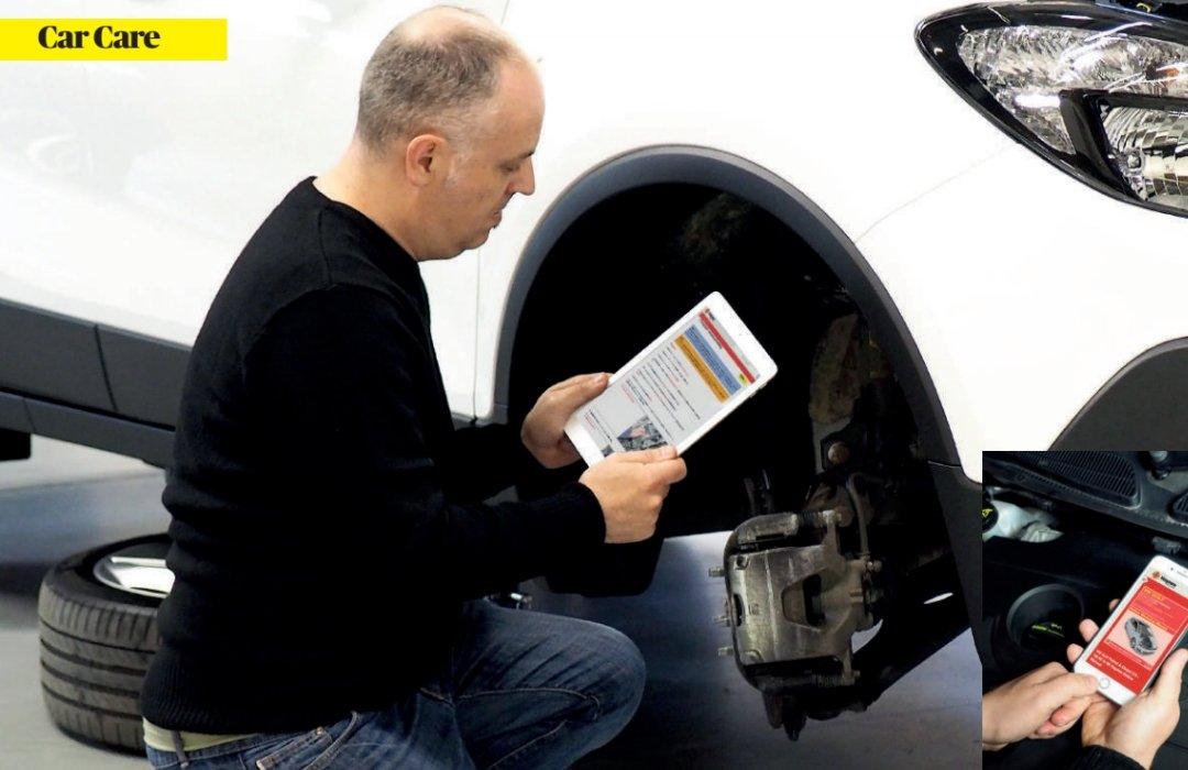 Haynes parts only warranty & MotorEasy