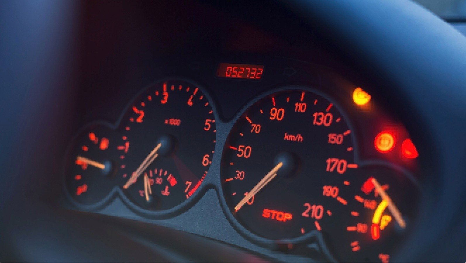 Don't ignore your car warning lights
