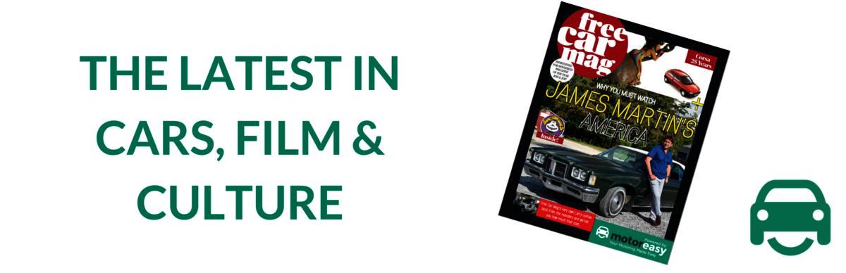 Free Car Mag James Martin Corsa Land Rover