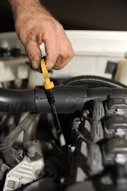 check your car oil
