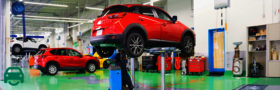 MOT testers are trained to a high level
