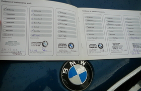 Car service online document handbook