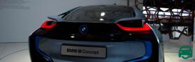 Used cars - Frankfurt Motor Show