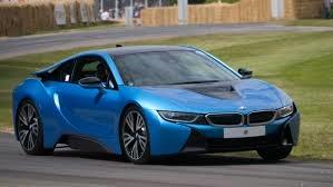 BMW i8 Used Cars Frankfurt Motor Show MotorEasy