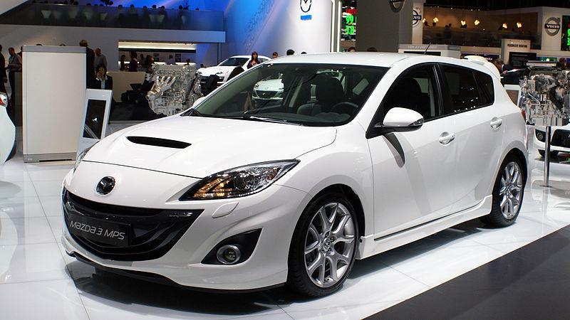 Mazda 3 Frankfurt Motor Show Used Cars MotorEasy