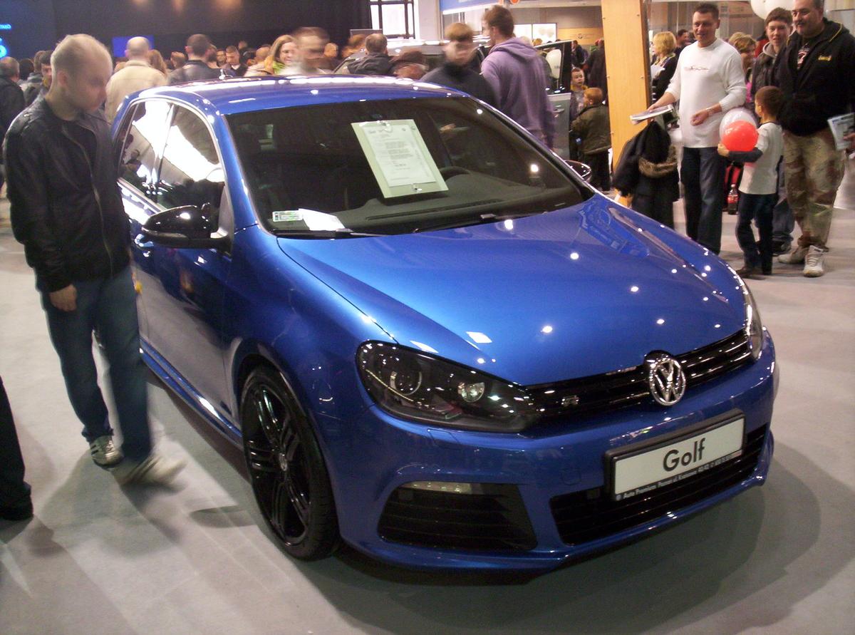 Volkswagen Golf R Frankfurt Motor Show Used Cars MotorEasy