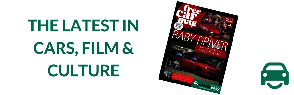 Free Car Mag 49: MotorEasy Review Baby Driver