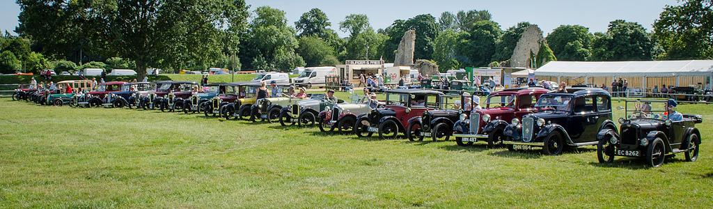 Austin Seven Winning Cars Beaulieu MotorEasy National Motor Museum