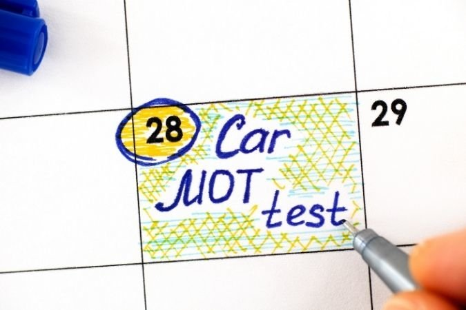 Car MOT Test