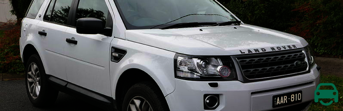 Land Rover Freelander Offers a Great Driving Experience