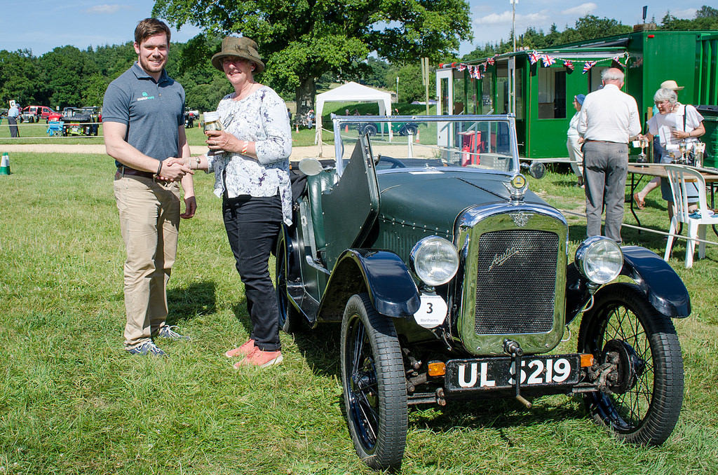 Meeting Owners Austin Seven Rally Beaulieu MotorEasy