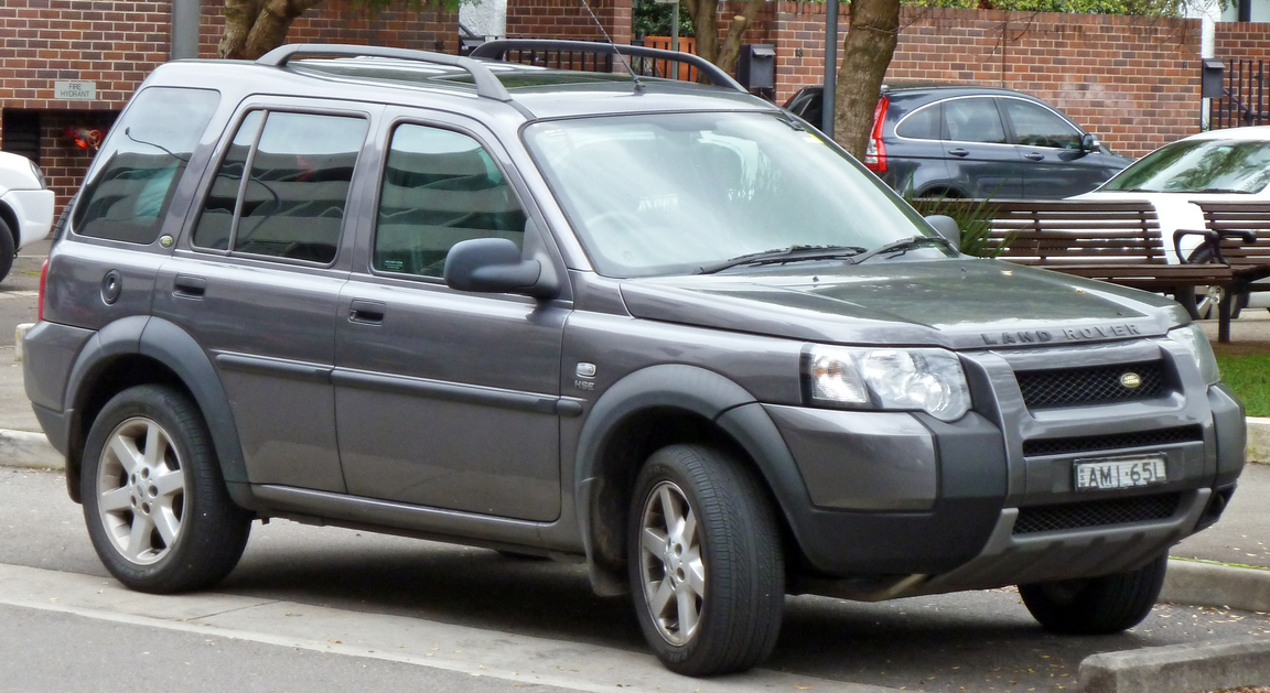 Why should you buy a land rover freelander