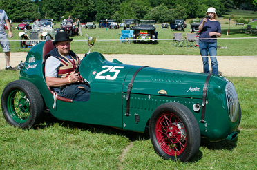 Austin Seven Rally Beaulieu MotorEasy