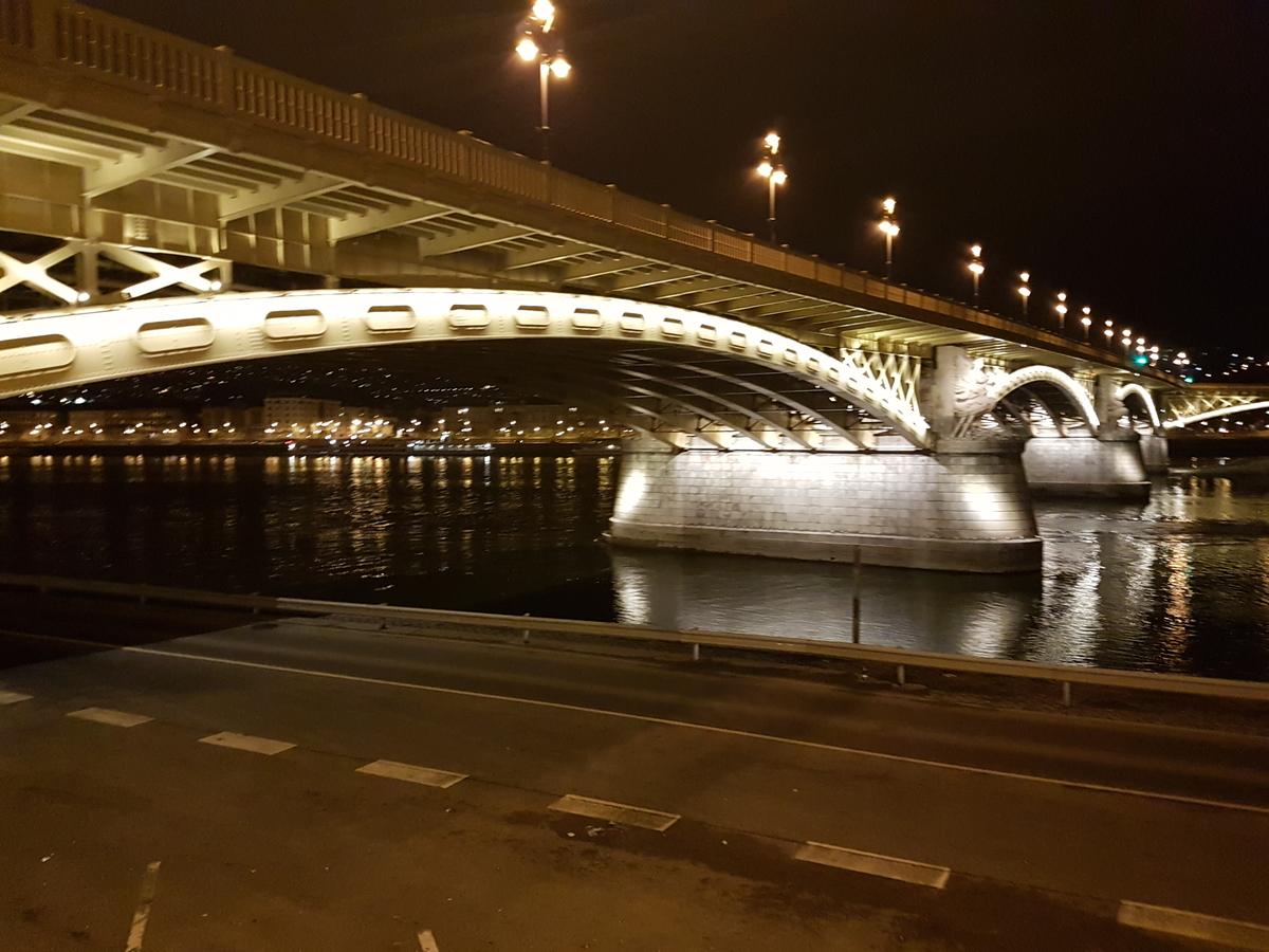 Budapest bridge river Danube holiday car road trip