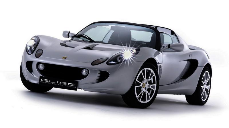 Best of British - Lotus Elise