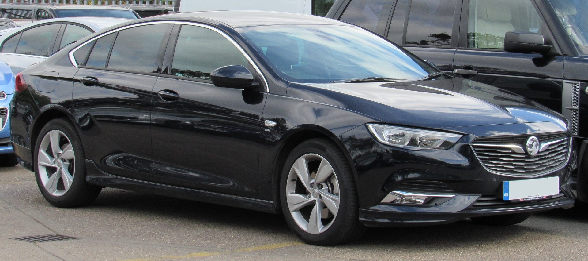 vauxhall insignia used car warranty