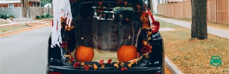 You Could Be Fined Up to £5000 For Driving in a Halloween Costume