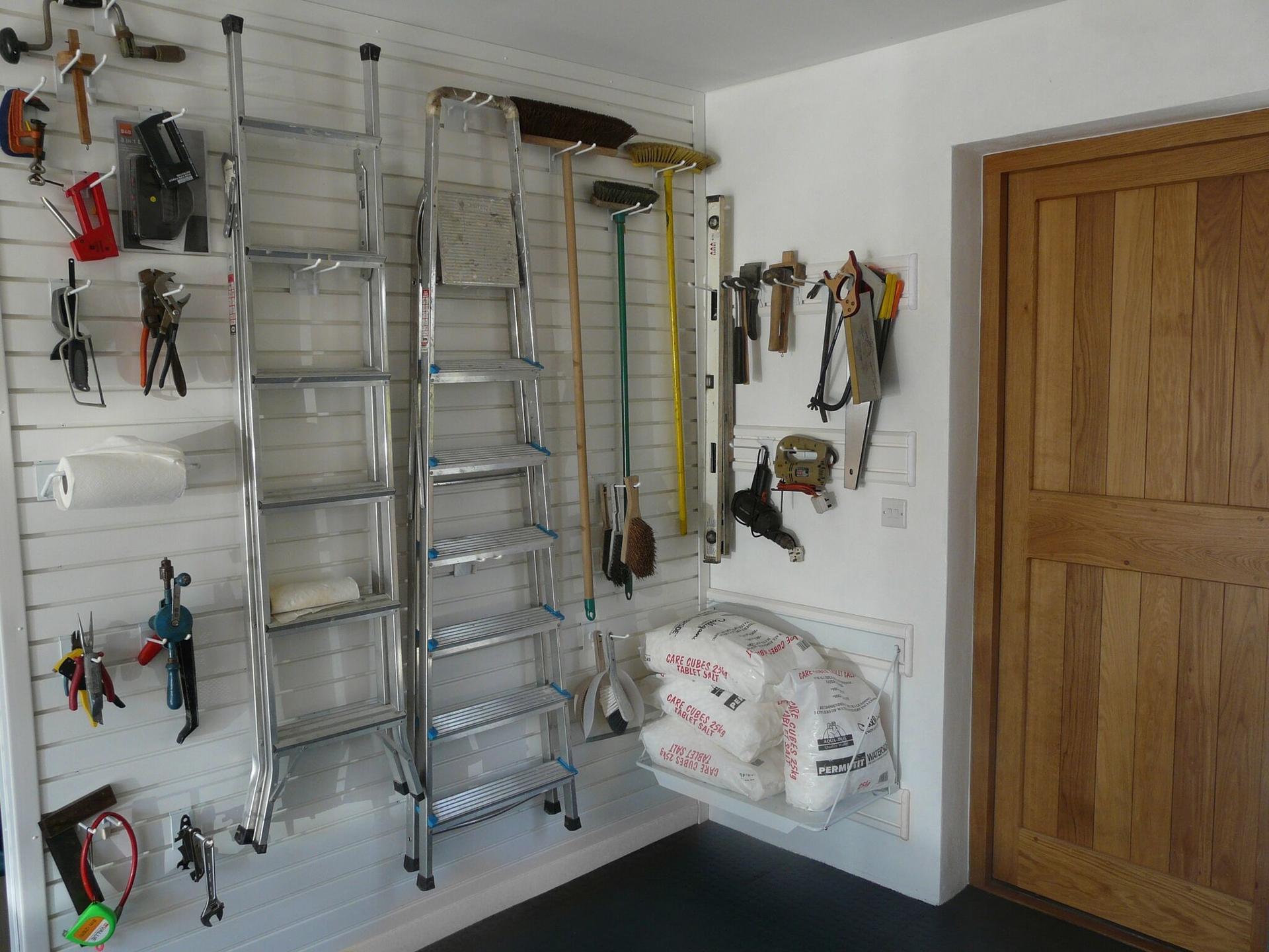 garage storage organising sports garden car diy tools garageflex garage solutions