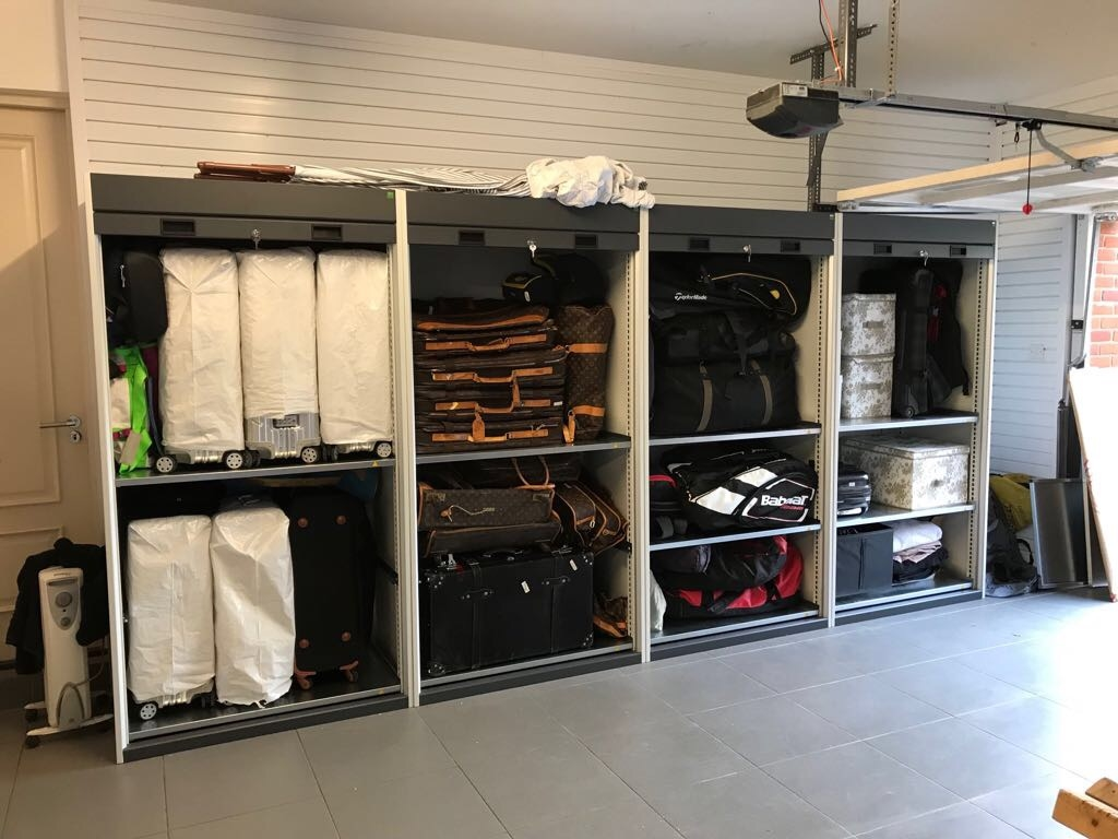 space saving organising filing garageflex garage solutions