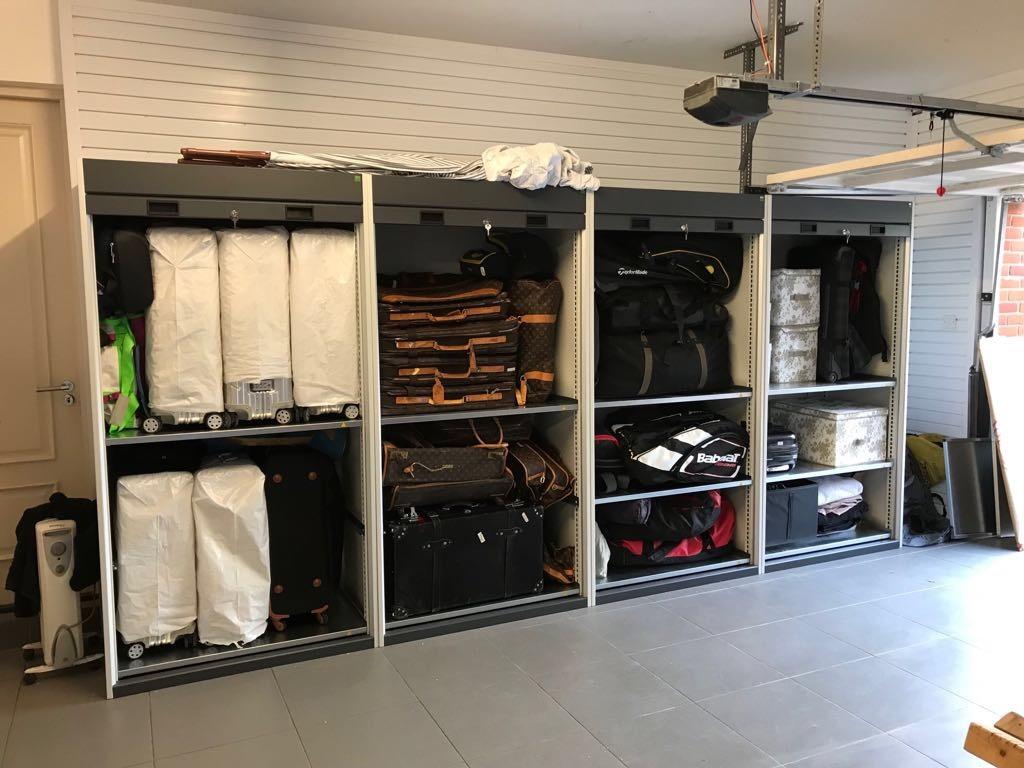 space saving organising filing garageflex garage solutions