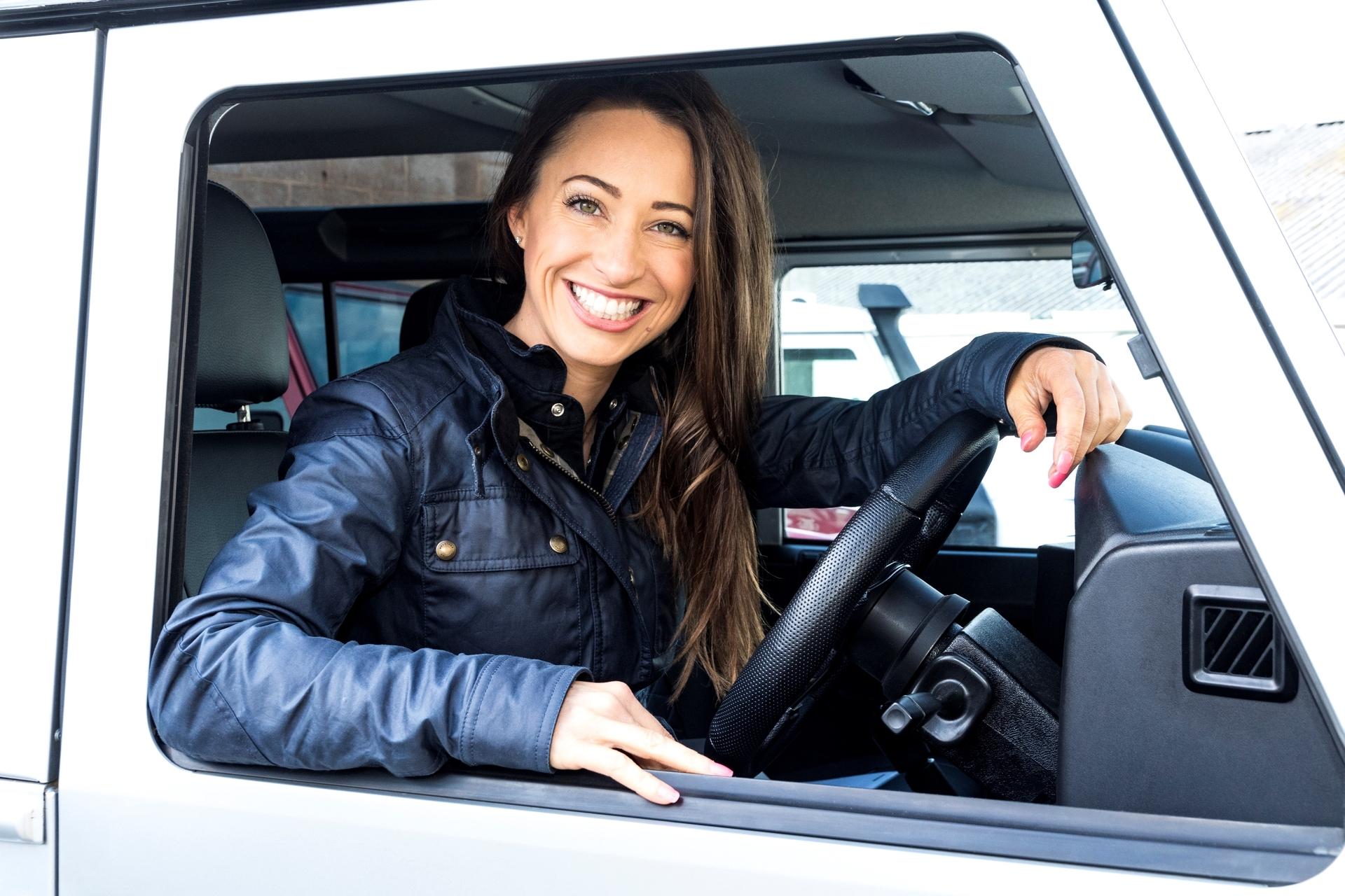 rebecca racer joins MotorEasy female consumer champion rebecca jackson