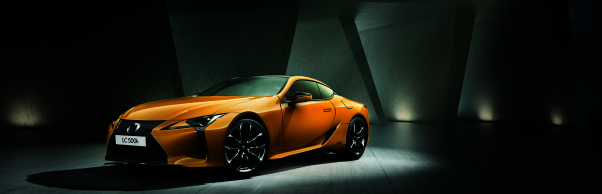 car to buy right now lexus lc
