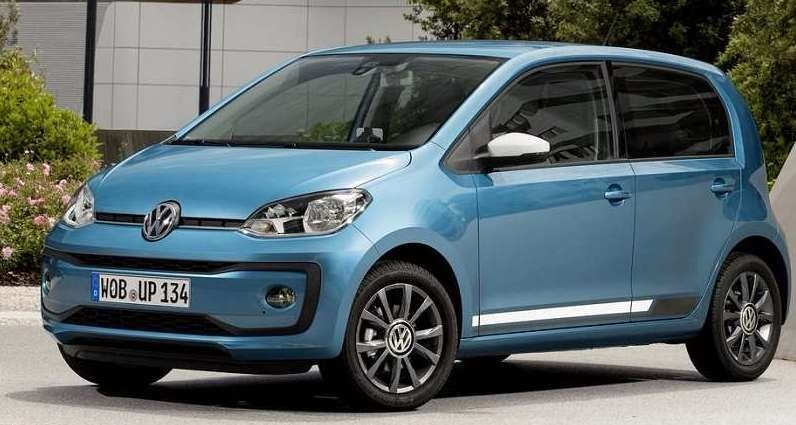Volkswagen UP! 1.0 2018 Beats 25,000 miles
