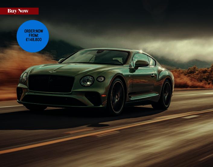 New Bentley
